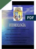 Cuencas Hidrográficas y Su Morfología
