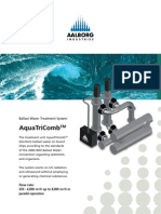 Aqua Tri Comb Datasheet - Web