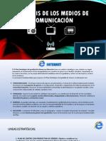 Análisis Medios de Comunicación