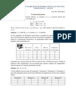 Lista 03 - Métodos Numéricos