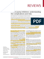 Proton-pump Inhibitors- Understanding the Complications and Risks