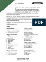 CENEDUDES - Temario de Excel