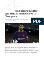 Messi 20-11-2017