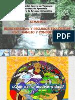 Semana 2 Biodiversidad I-2013