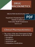 UHN,2011,Drug Pharmacokinetics