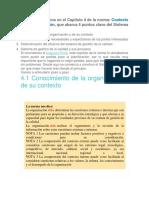 10.1El Capítulo 4 de La Norma ISO 9001 - CAP 4al 8