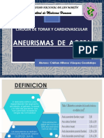 Aneurisma de Aorta, ALFONSO VASQUEZ