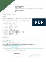 Dm 45 Lp Track Adjuster Only Sn 7958
