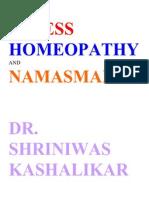 Stress Homeopathy and Namasmaran Dr. Shriniwas Kashalikar