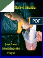 Acuicultura en Finlandia