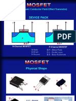 MOSFET Tutorial by E-fix