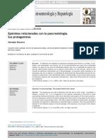 Epónimos Relacionados Con La Pancreatología. Sus Protagonistas