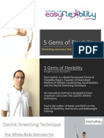 Dance 5GemsofFlexibility E-book New