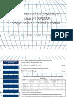 Calculul Structurilor La Actiunea Seismica Conform P100 2006