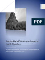Output in Q3 Health