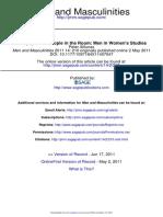 Men in Women's Studies