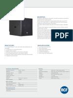 En_S8018II Spec Sheet