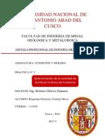 Arenas Verdes Fundicion