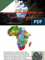 África e AGastronomia
