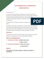 ARREGLO DE TERMINACION O COMPLETACION  SIMPLE SELECTIVA.doc