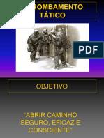 ARROMBAMENTO TÁTICO