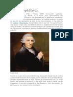 Haydn's Bio.docx