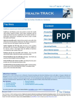 Pharma Health Track Newsletter Four-S Services