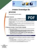 Performance Economique Processus