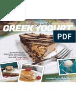 Cooking Greek Yogurt