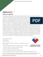 ORD. Nº1187_018 - Normativa Laboral. Dirección Del Trabajo