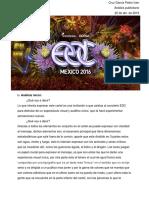 Analisis semiotico Anuncio EDC