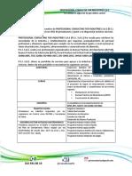 Carta Presentacion PCI SAS