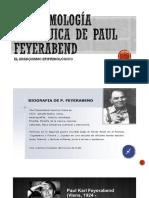 Epistemología Anarquica de Paul Feyerabend Clse Ix