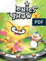 Phonics Show 2 Students Book