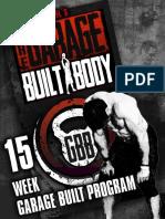 2. the Garage Built Body Main Program Guide