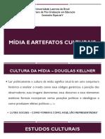 Mídia e Artefatos Culturais
