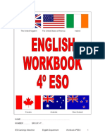 English 4º Eso