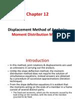 Displacement Method of Analysis