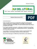 Chasqui Del Litoral Nº 6 - 2ª Quincena Abr2017
