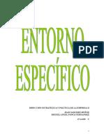 Entorno General Especifico