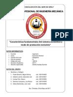 Características de Fundamentales Del Sistema Económico y Modo de Producción Esclavista (1)