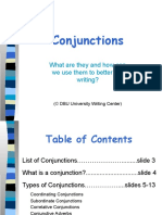 copy of conjuctions ppt