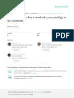 Novos olhares sobre as cerâmicas arqueológicas da Amazônia-Helena P. Lima,Cristiana Barreto e Carla Jaimes Betancourt