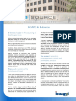 B-Source Case Study