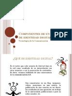 Componentes de Un Gestor de Identidad Digital