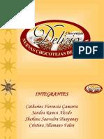 Chocotejas Delirio