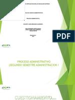 Procesos Administrativos