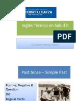 1 Past Tense – Simple Tense