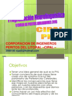 CIPAL Programacion Neurolinguistica