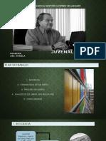 Biografia de Arquitecto Peruano
